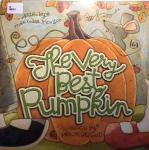 The Very Best Pumpkin Cover
